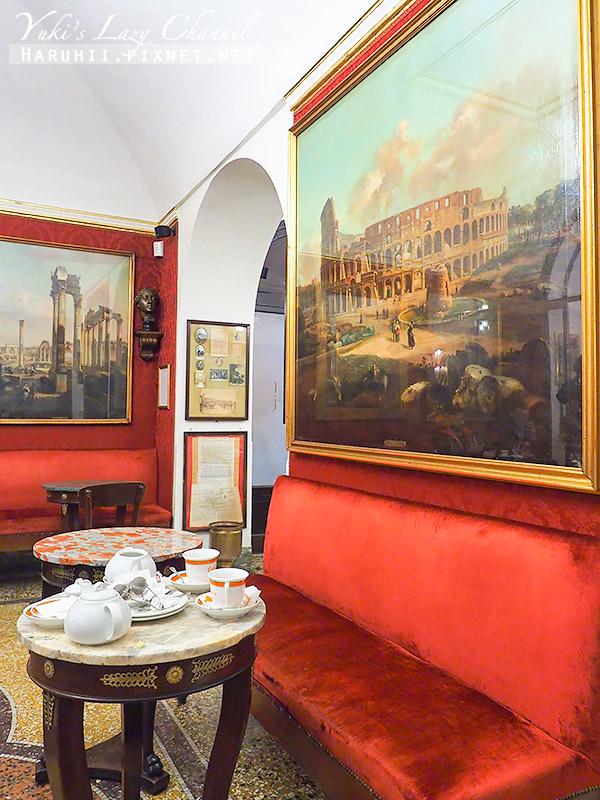 古希臘咖啡Antico Caffè Greco8.jpg