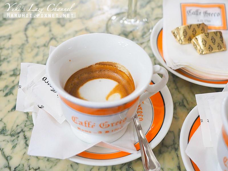 古希臘咖啡Antico Caffè Greco12.jpg