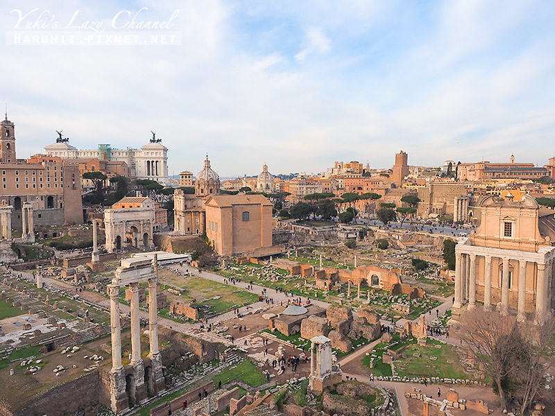 古羅馬廣場 Foro Romano1.jpg