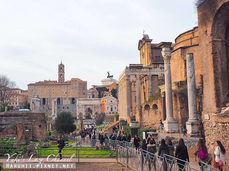 古羅馬廣場 Foro Romano5.jpg