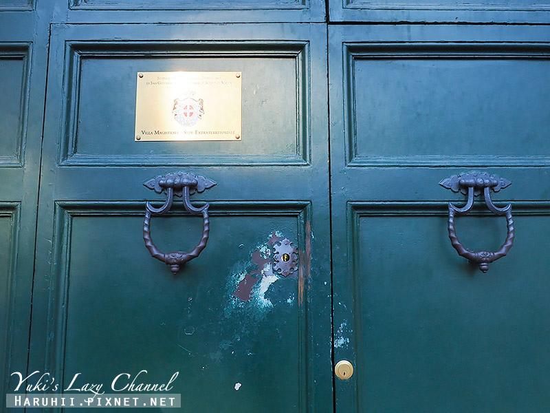 Buco della serratura di Roma3.jpg