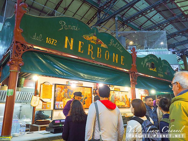 佛羅倫斯中央市場牛肚包Da Nerbone.jpg