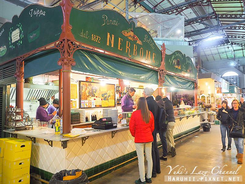 佛羅倫斯中央市場牛肚包Da Nerbone7.jpg