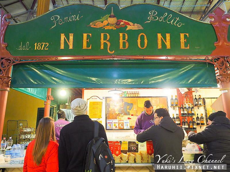 佛羅倫斯中央市場牛肚包Da Nerbone8.jpg