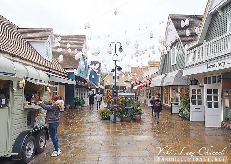 Bicester Village Outlet倫敦比斯特購物村2.jpg