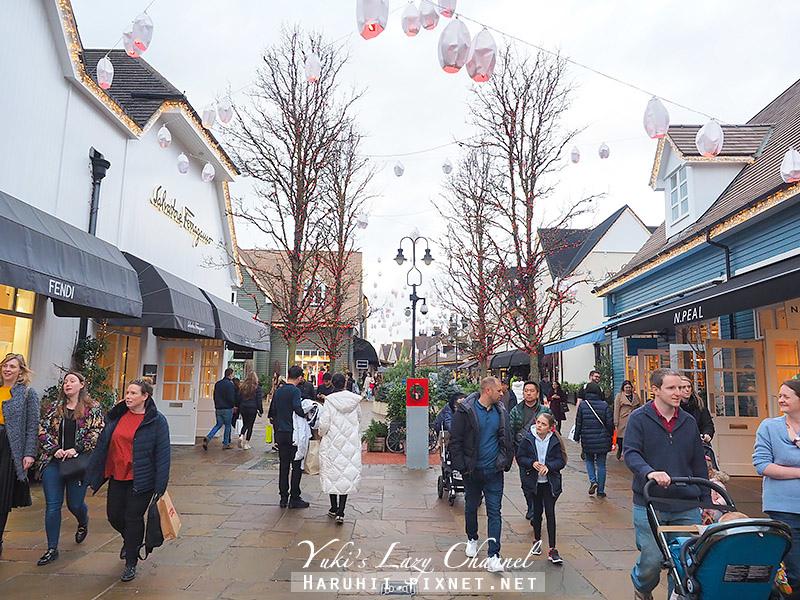Bicester Village Outlet倫敦比斯特購物村5.jpg