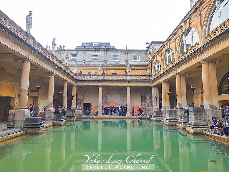 巴斯羅馬浴場Bath .jpg