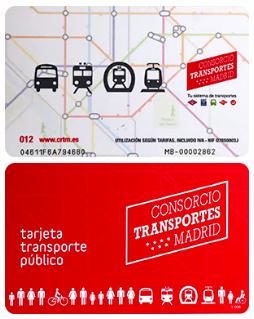 馬德里交通卡
