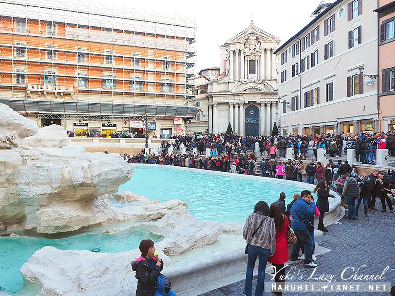 特雷維噴泉 Fontana di Trevi7.jpg