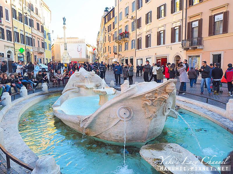 破船噴泉 Fontana della Barcaccia.jpg
