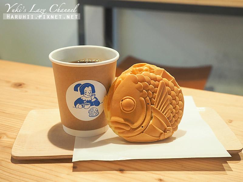 路地裡的咖啡與鯛魚燒あまいろ コーヒーとたい焼き23.jpg