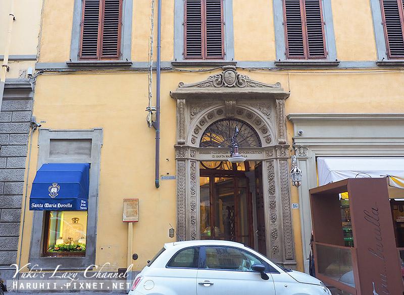 佛羅倫斯Santa Maria Novella SMN百年修道院藥妝保養品3.jpg