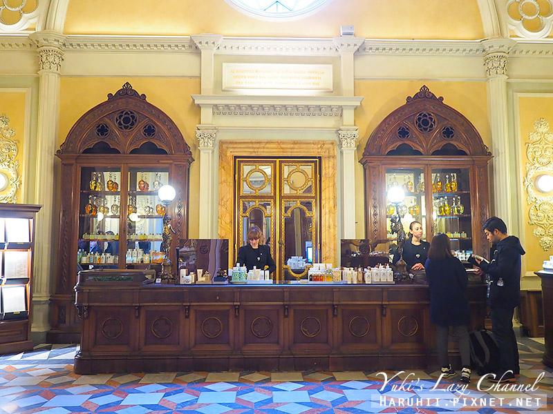佛羅倫斯Santa Maria Novella SMN百年修道院藥妝保養品10.jpg