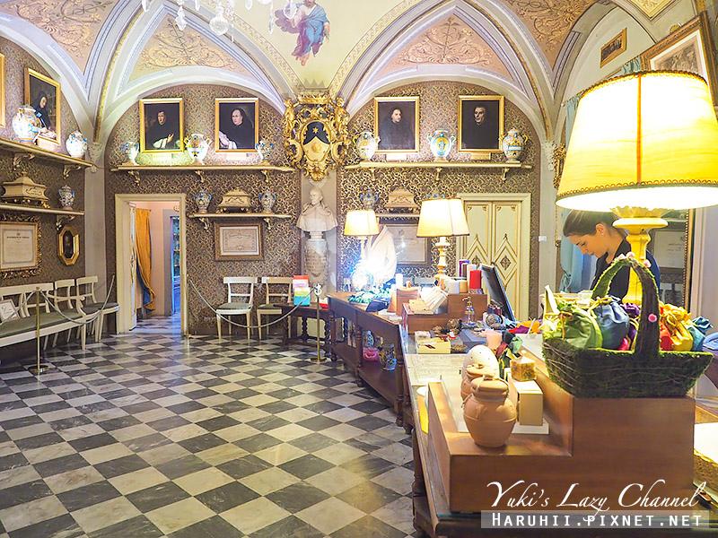 佛羅倫斯Santa Maria Novella SMN百年修道院藥妝保養品13.jpg