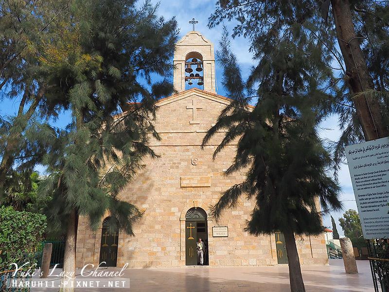 馬達巴聖喬治東正教教堂