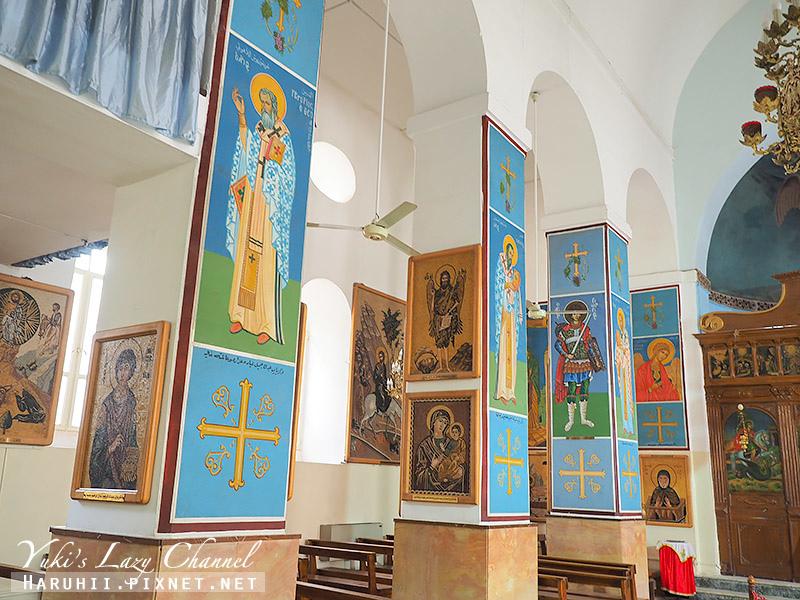 馬達巴聖喬治東正教教堂5