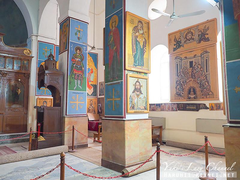 馬達巴聖喬治東正教教堂6