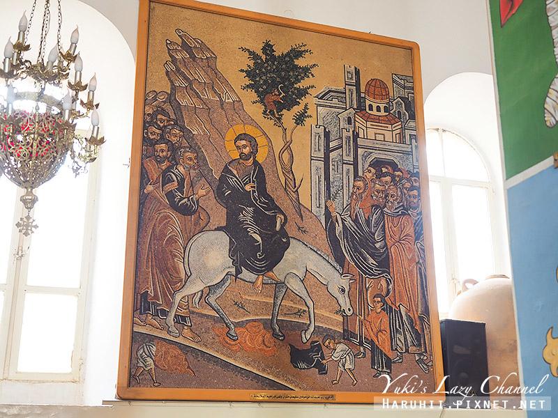 馬達巴聖喬治東正教教堂10