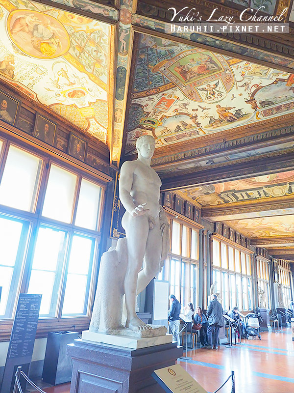 烏菲茲美術館Uffizi18.jpg