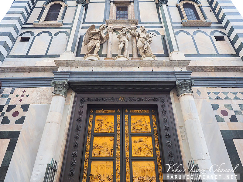 佛羅倫斯聖若翰洗者洗禮堂 Battistero di San Giovanni1.jpg
