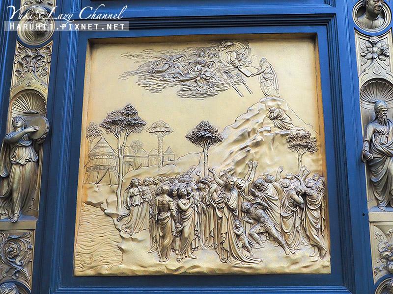 佛羅倫斯聖若翰洗者洗禮堂 Battistero di San Giovanni2.jpg