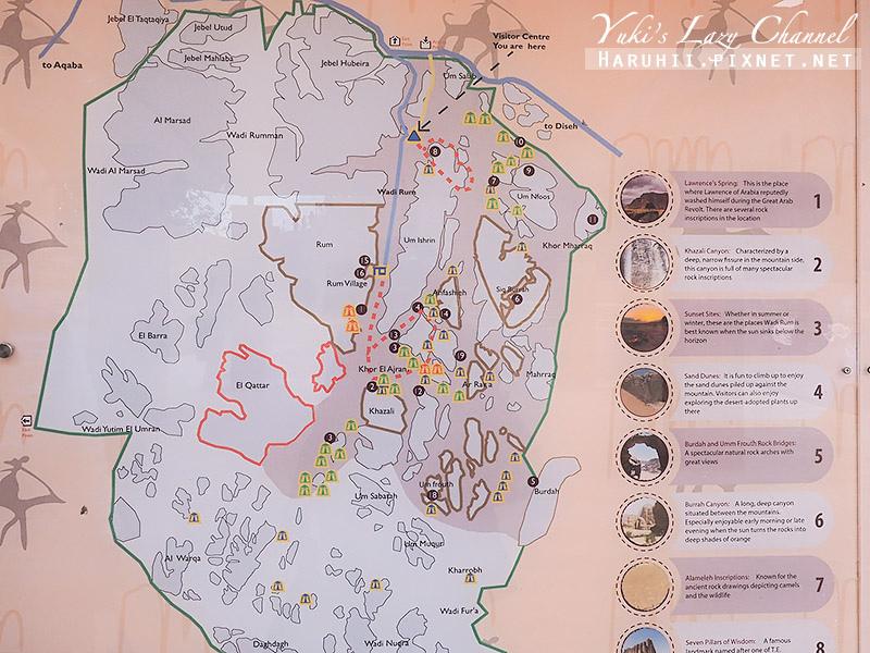 瓦地倫沙漠月亮谷Wadi Rum10