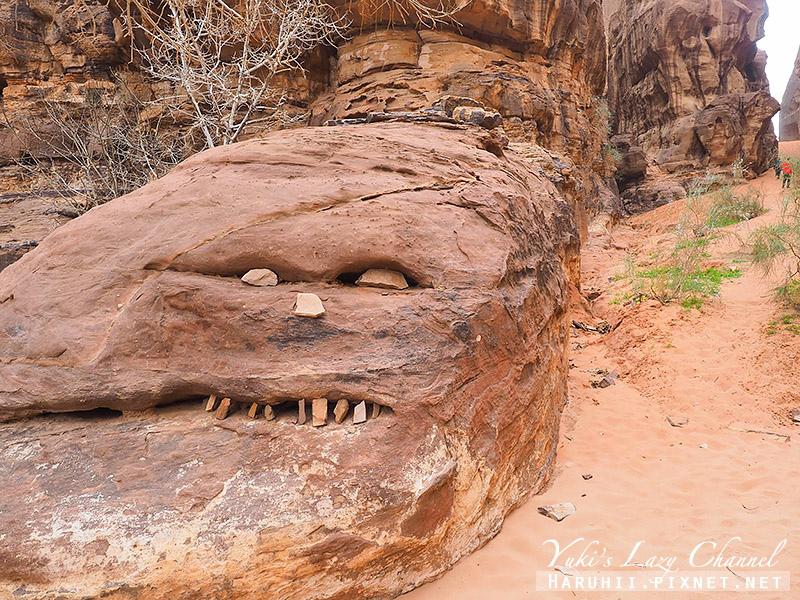 瓦地倫沙漠月亮谷Wadi Rum30