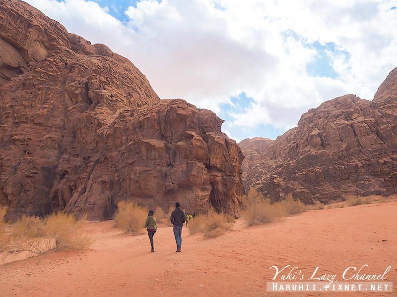 瓦地倫沙漠月亮谷Wadi Rum28