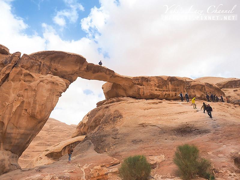 瓦地倫沙漠月亮谷Wadi Rum32
