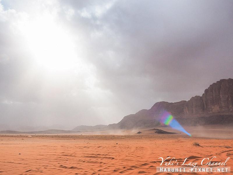 瓦地倫沙漠月亮谷Wadi Rum48