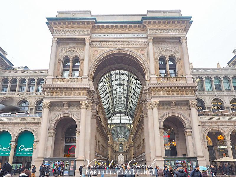 埃馬努埃萊二世拱廊 Galleria Vittorio Emanuele II1
