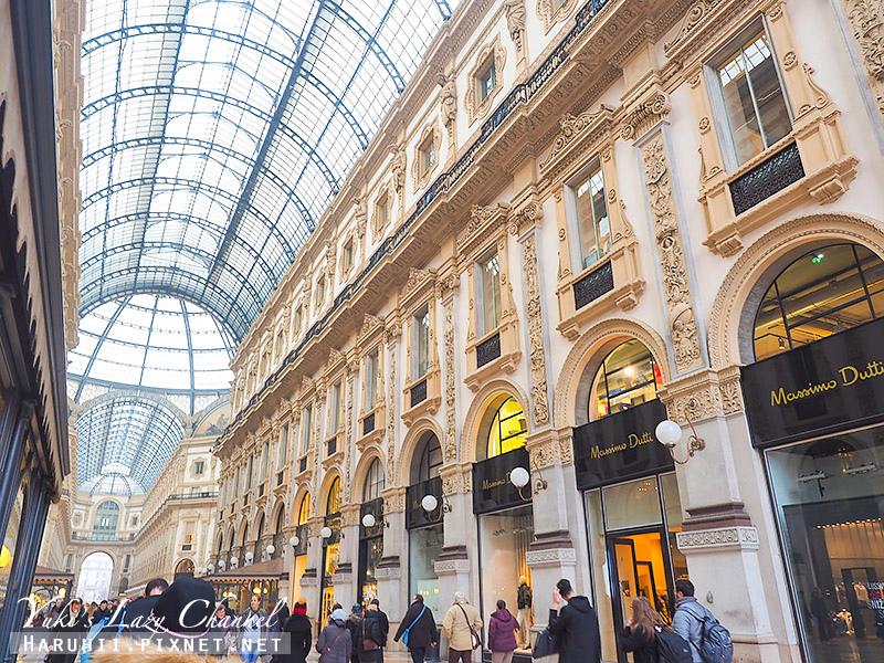 埃馬努埃萊二世拱廊 Galleria Vittorio Emanuele II2