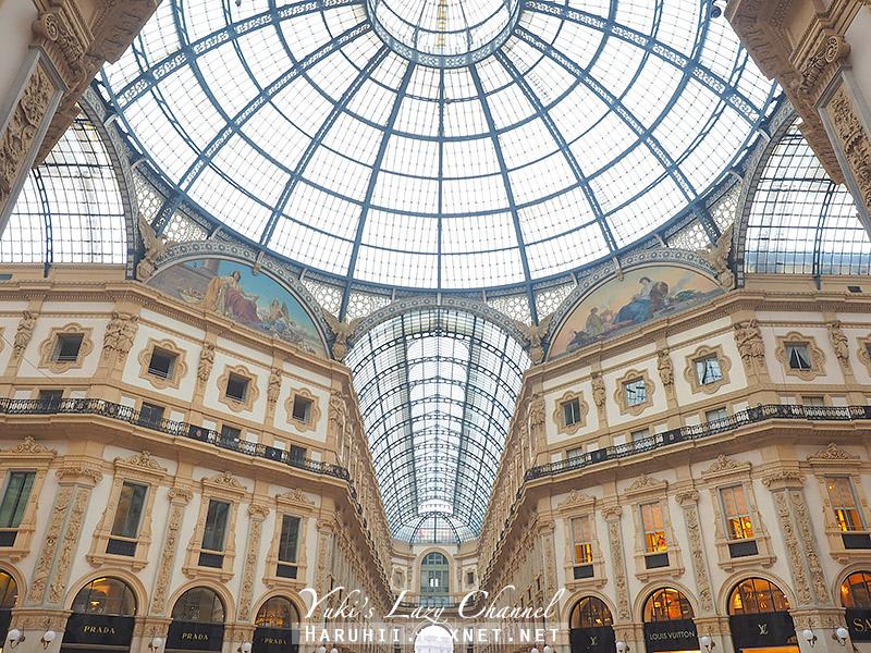 埃馬努埃萊二世拱廊 Galleria Vittorio Emanuele II4