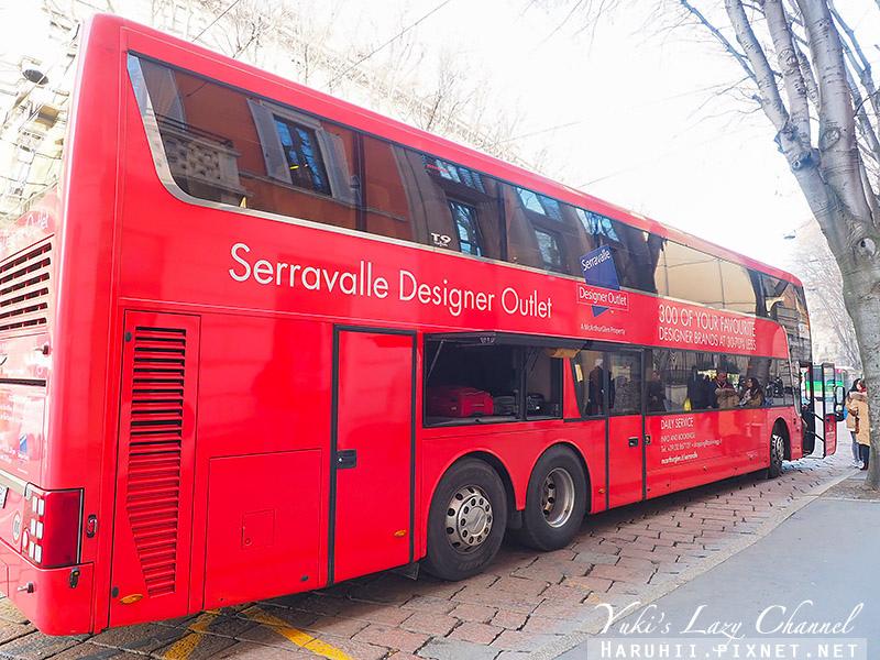 米蘭Outlet Serravalle Designer Outlet7
