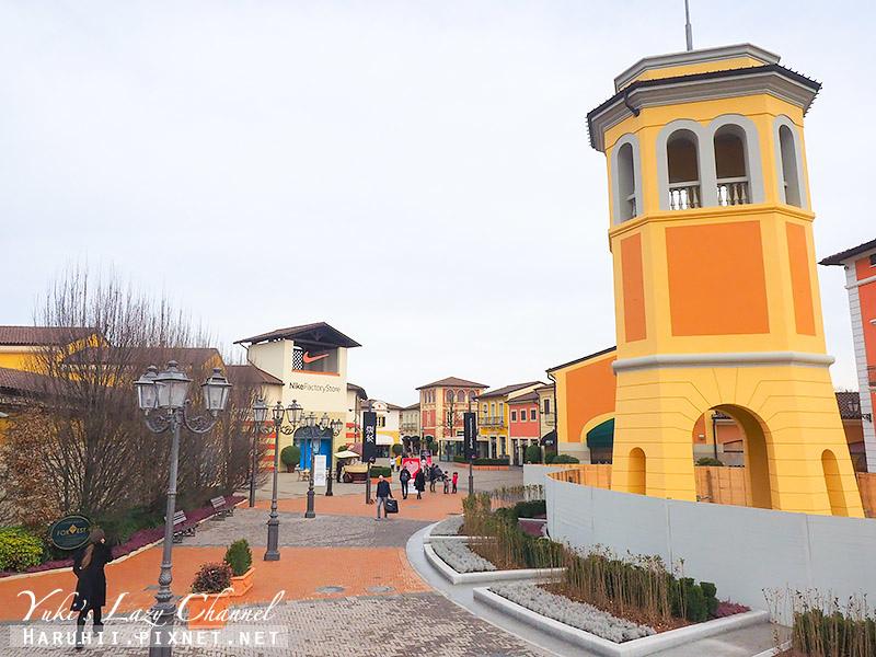 米蘭Outlet Serravalle Designer Outlet8