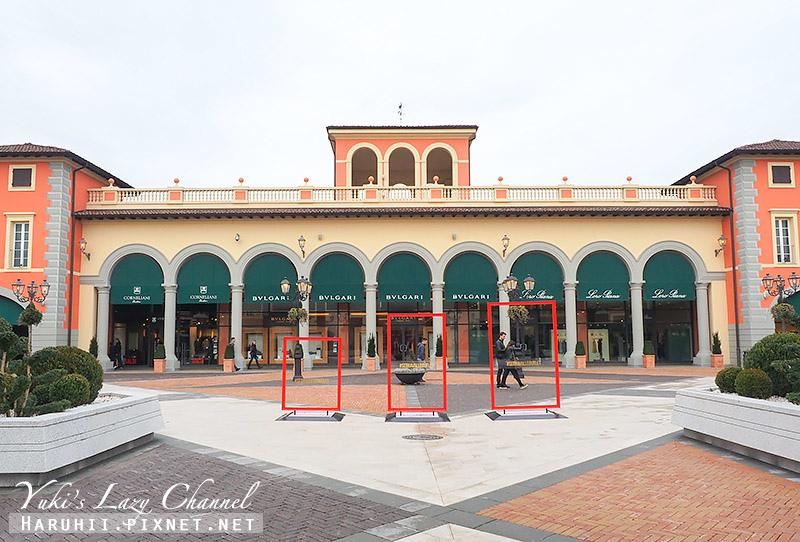 米蘭Outlet Serravalle Designer Outlet13