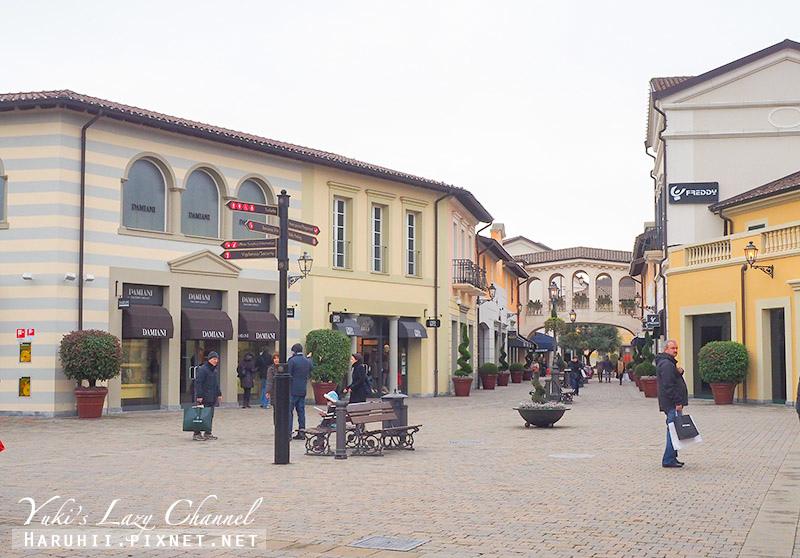 米蘭Outlet Serravalle Designer Outlet15