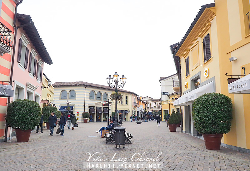 米蘭Outlet Serravalle Designer Outlet21