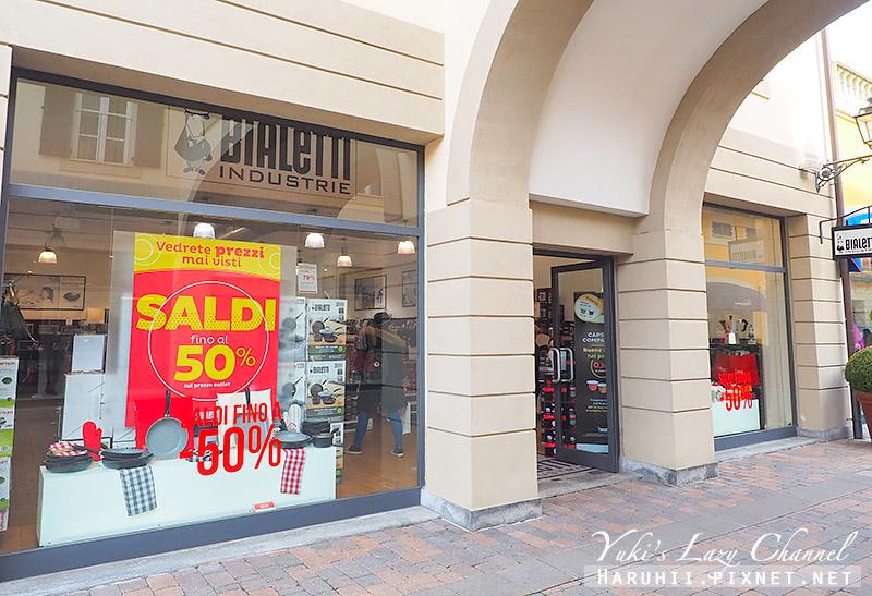 米蘭Outlet Serravalle Designer Outlet24