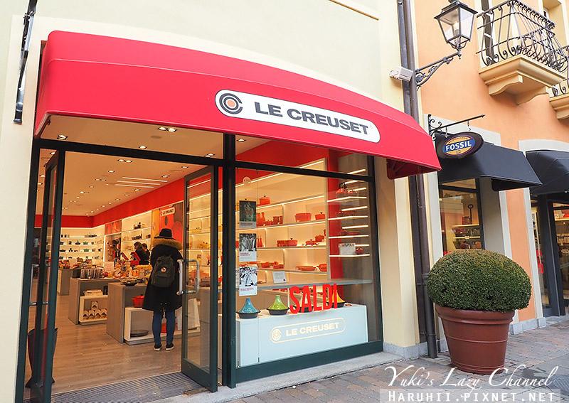 米蘭Outlet Serravalle Designer Outlet27