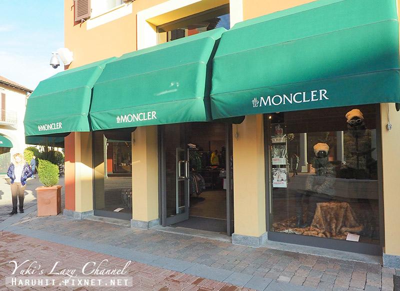 米蘭Outlet Serravalle Designer Outlet34