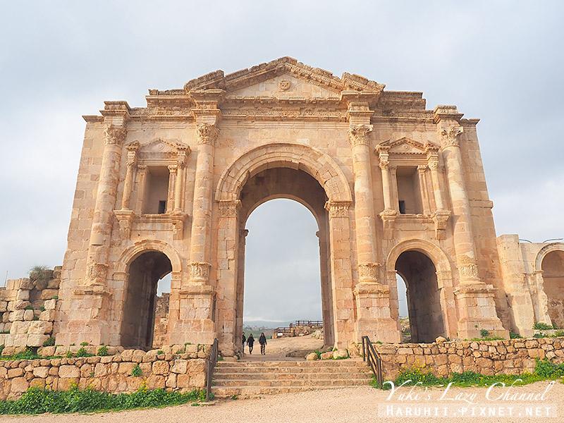 Jerash傑拉什羅馬古城6