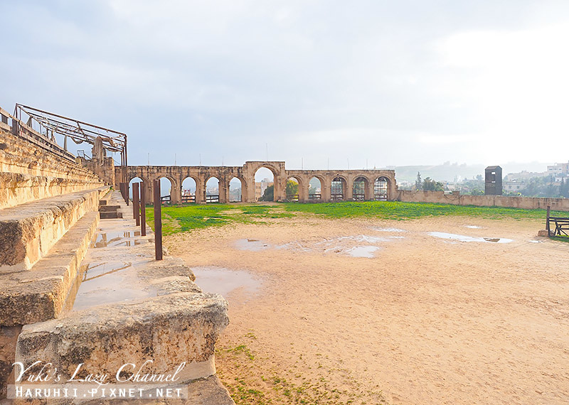 Jerash傑拉什羅馬古城8