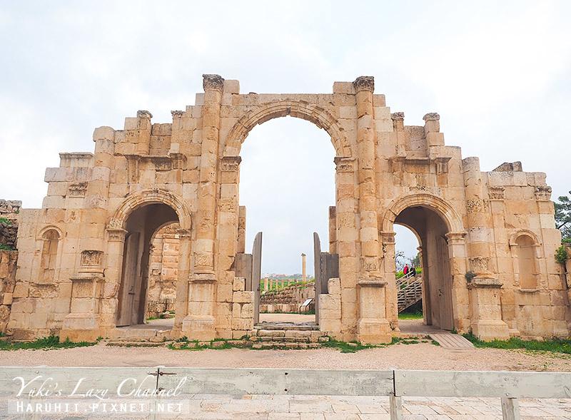 Jerash傑拉什羅馬古城10
