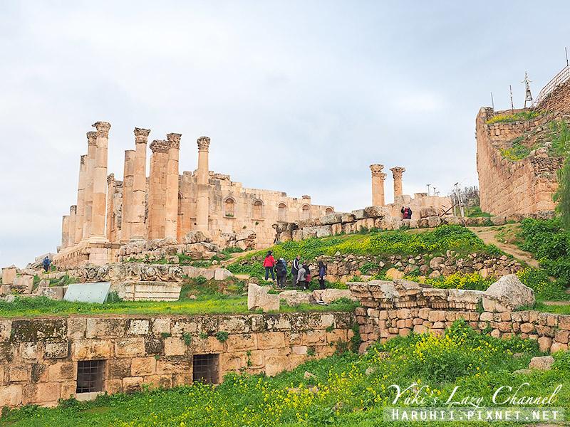 Jerash傑拉什羅馬古城12