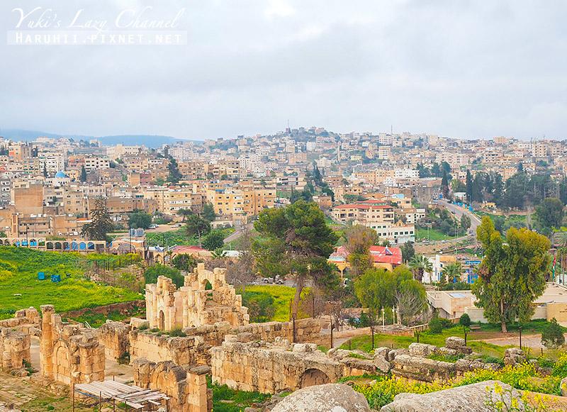 Jerash傑拉什羅馬古城13