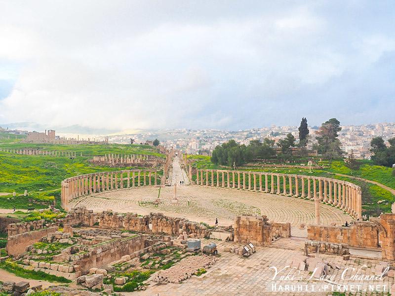 Jerash傑拉什羅馬古城14