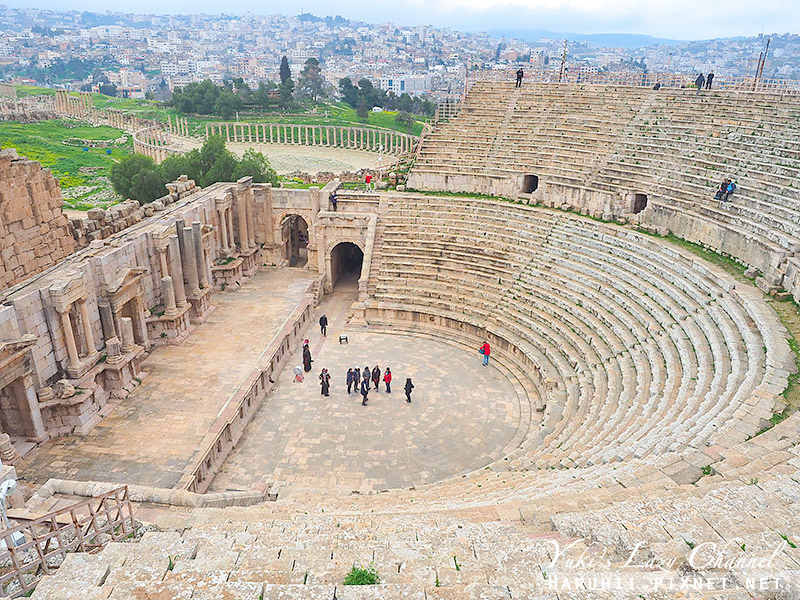 Jerash傑拉什羅馬古城17