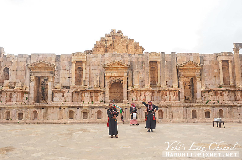 Jerash傑拉什羅馬古城18