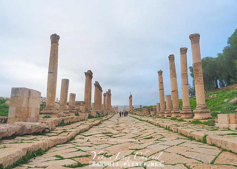 Jerash傑拉什羅馬古城19